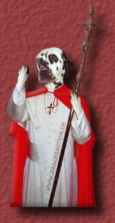 Dalmis haben ihre eigene Religion...